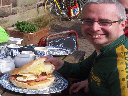 Big Station Barm at Delamere